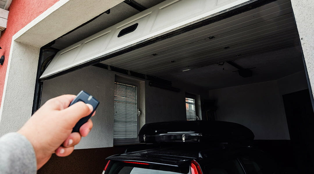 Does My Garage Door Lock? How to Make Your Garage More Secure